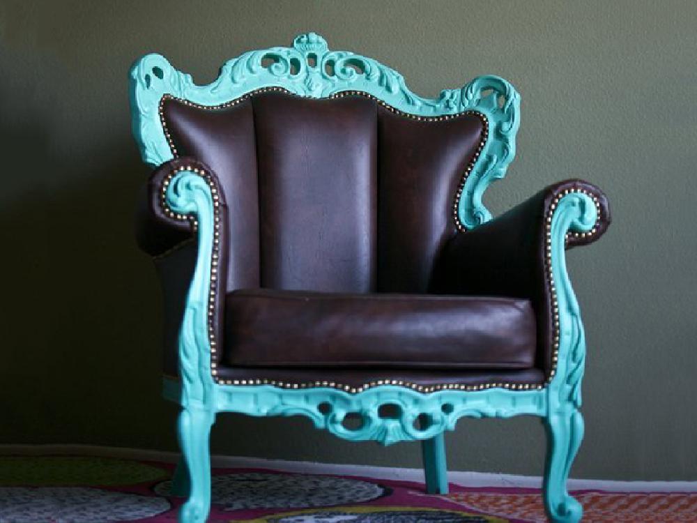 Armchair Artist Residency