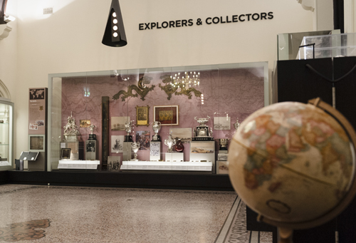 Explorers and Collectors
