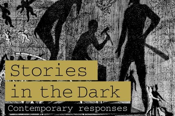 Stories in the Dark exhibition