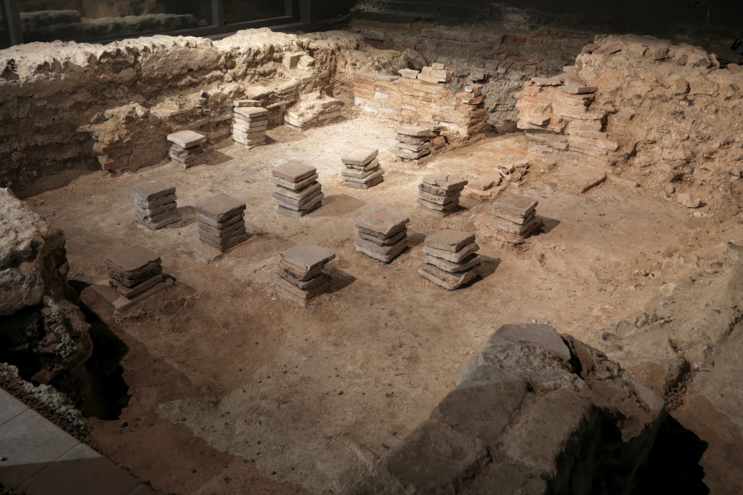 Canterbury Museums Amp Galleries Hypocaust