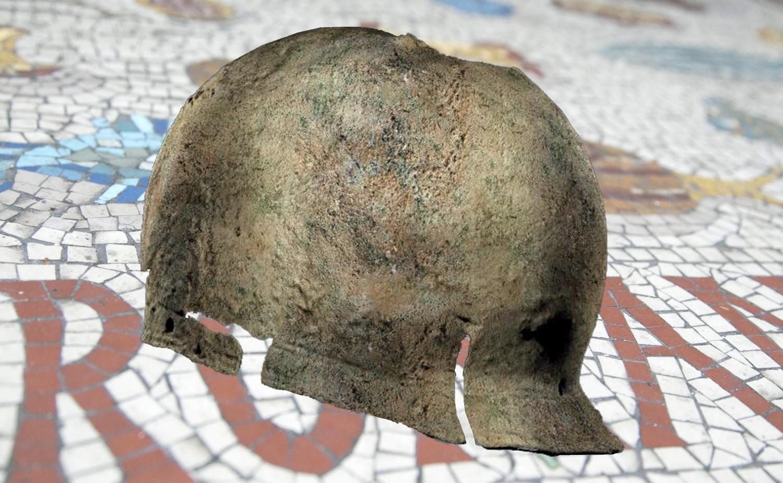 canterbury museums u0026 galleries u2013 iron age helmet