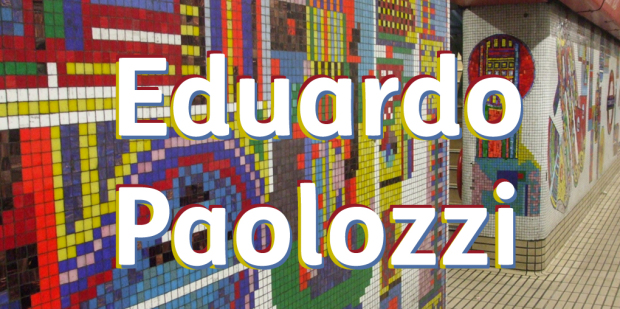 11 SURPRISING FACTS YOU NEVER KNEW ABOUT FAMED ARTIST EDUARDO PAOLOZZI