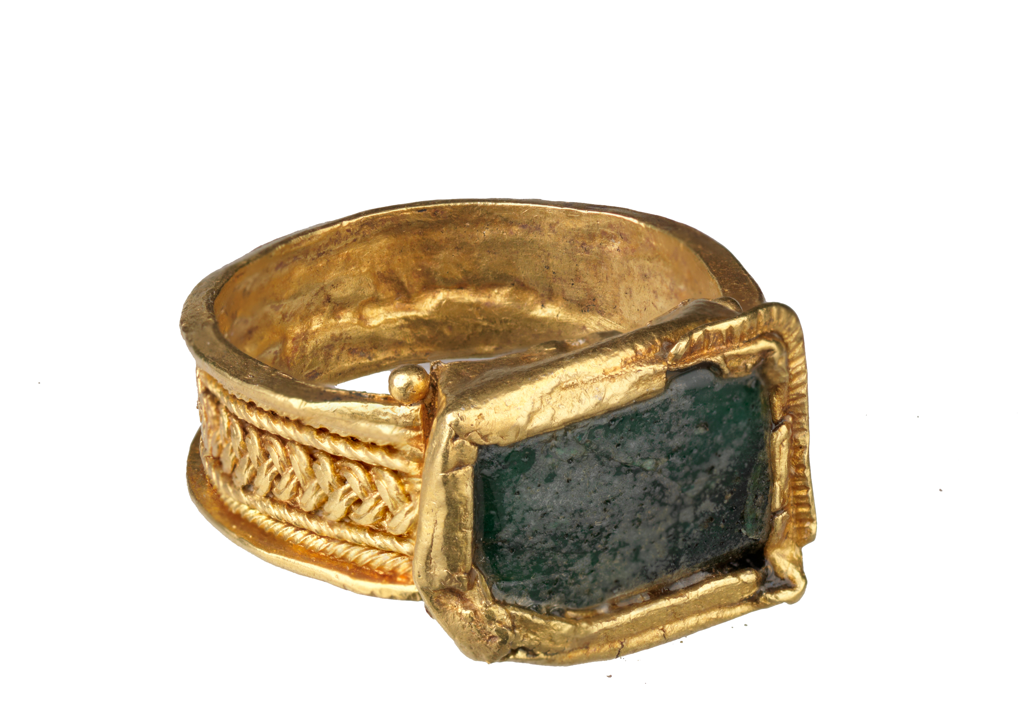 Ancient Roman Rings canterbury museums & galleries – jewellery