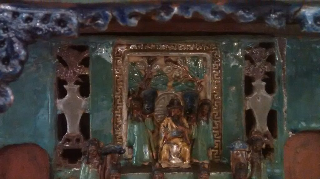 Shrines, illusions and heterotopias