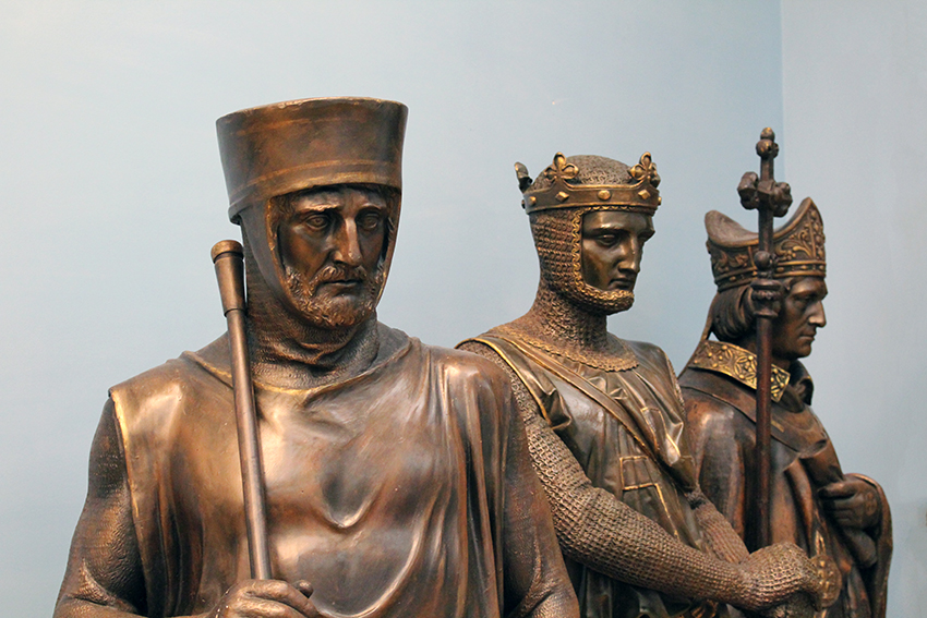 Sculptures of the Magna Carta Barons