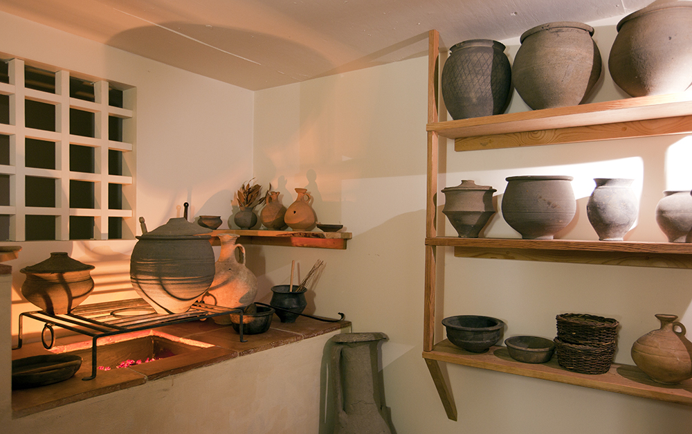 Roman Museum Kitchen small