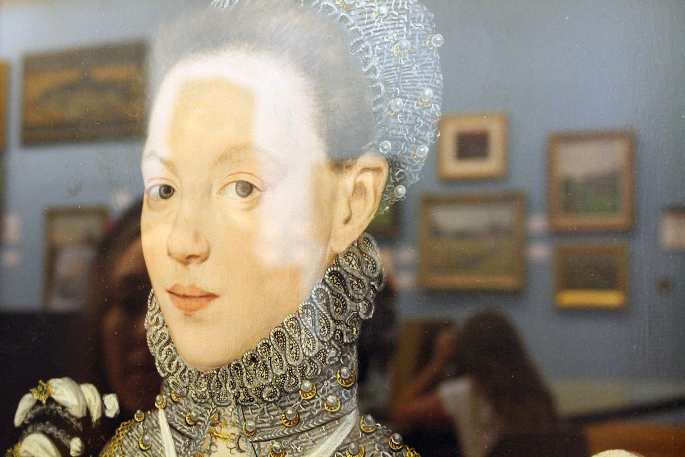 Susan Bertie, Later Countess of Kent