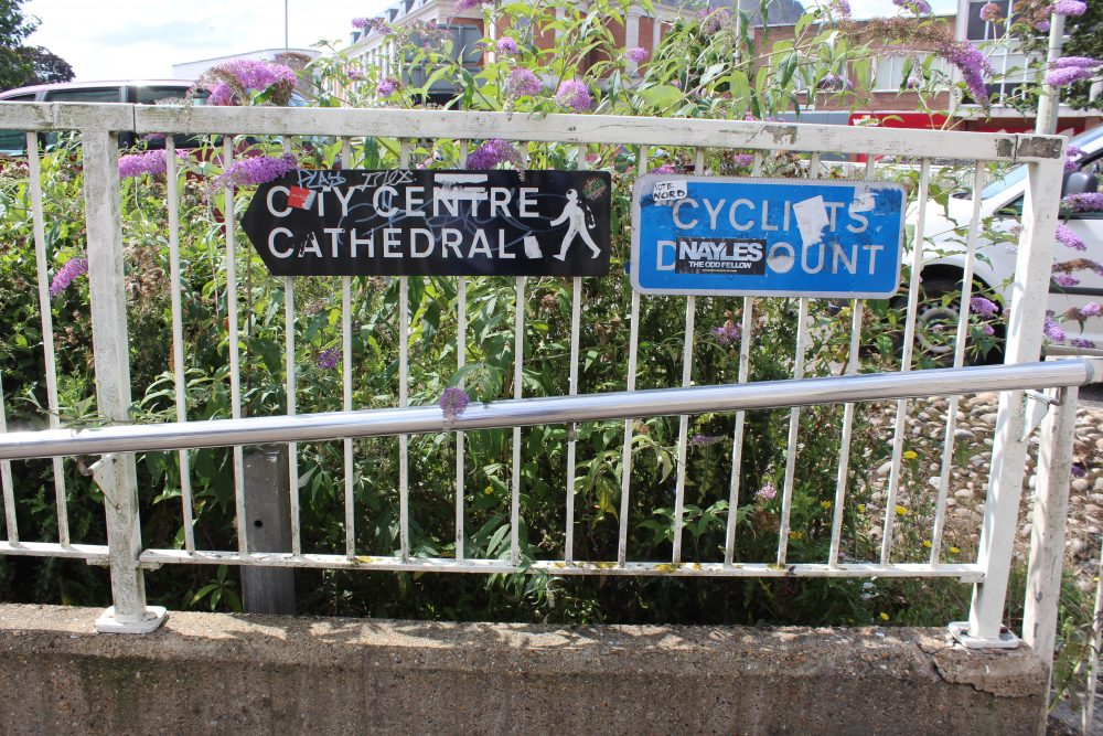 A Canterbury Pilgrimage: a guided walk
