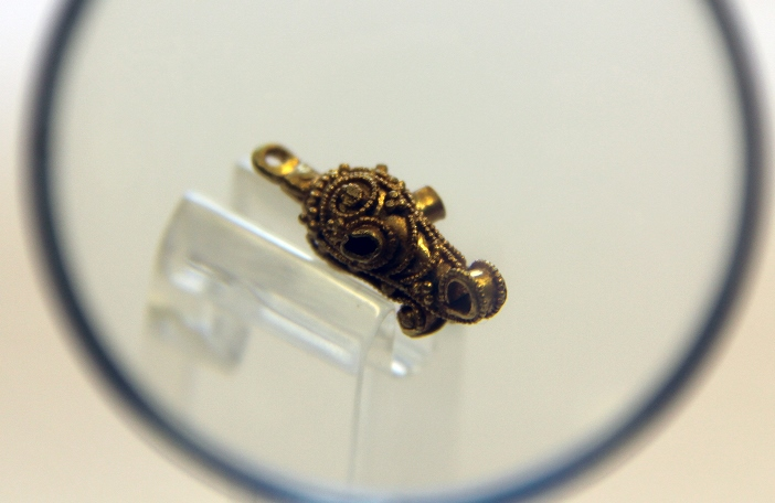 The Anglo Saxon Dragon Pendant