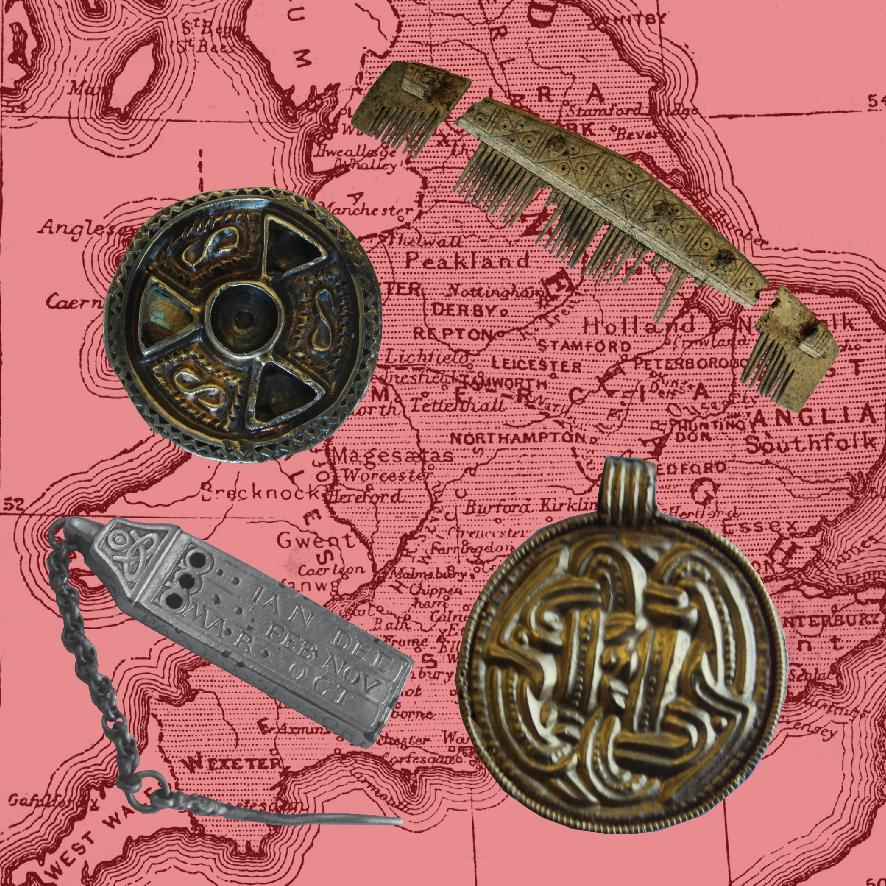 Anglo Saxons & Vikings - Object Handling Session