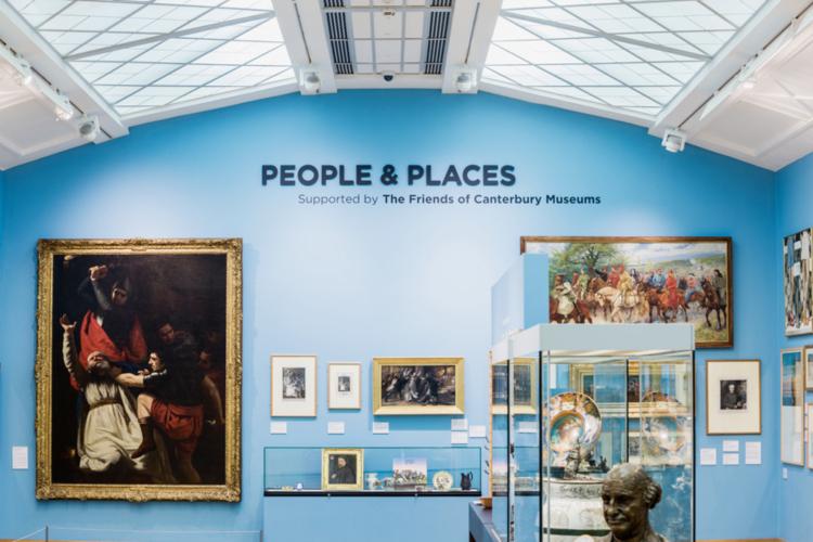 Museum Volunteers Clock Up 865 Hours of Support