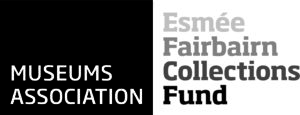 Museums Association - Esmee Fairbairn Collections Fund logo