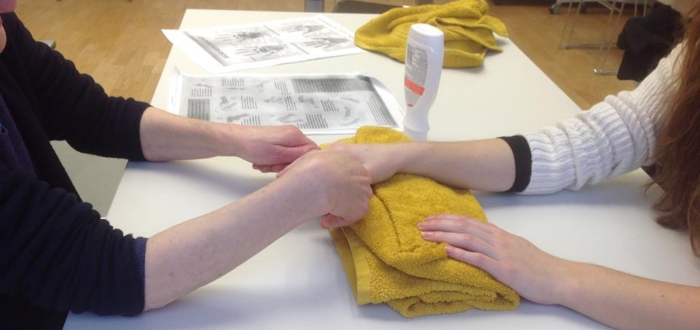 Improving Staff Health and Wellbeing at Canterbury Museums and Galleries