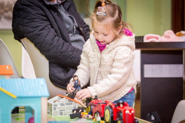 Kids Corner: The Garden Room