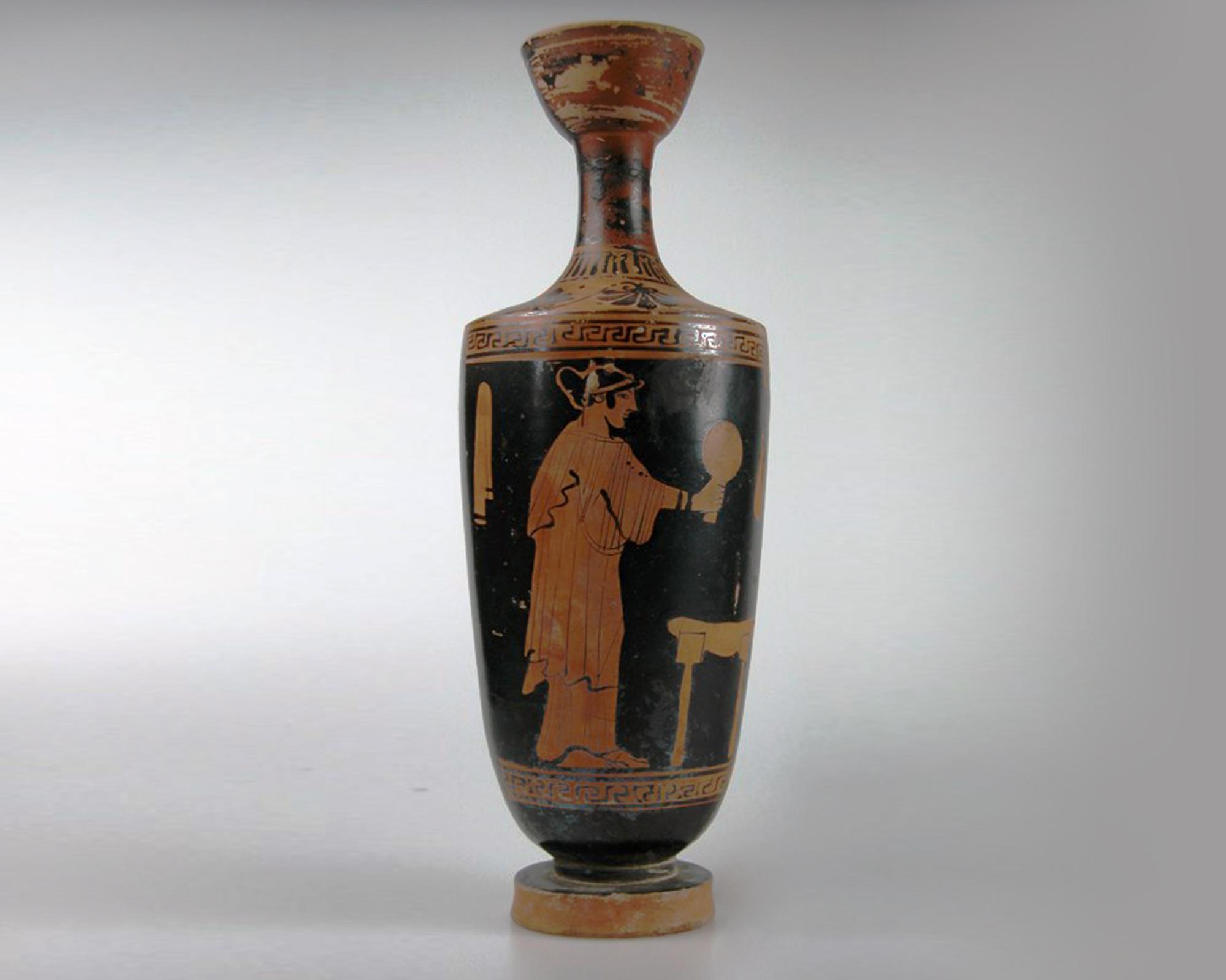Lekythos Vase