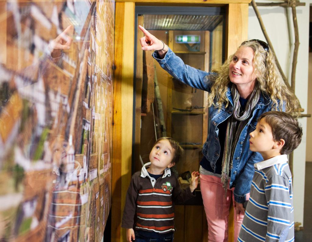 Explore Canterbury Roman Museum