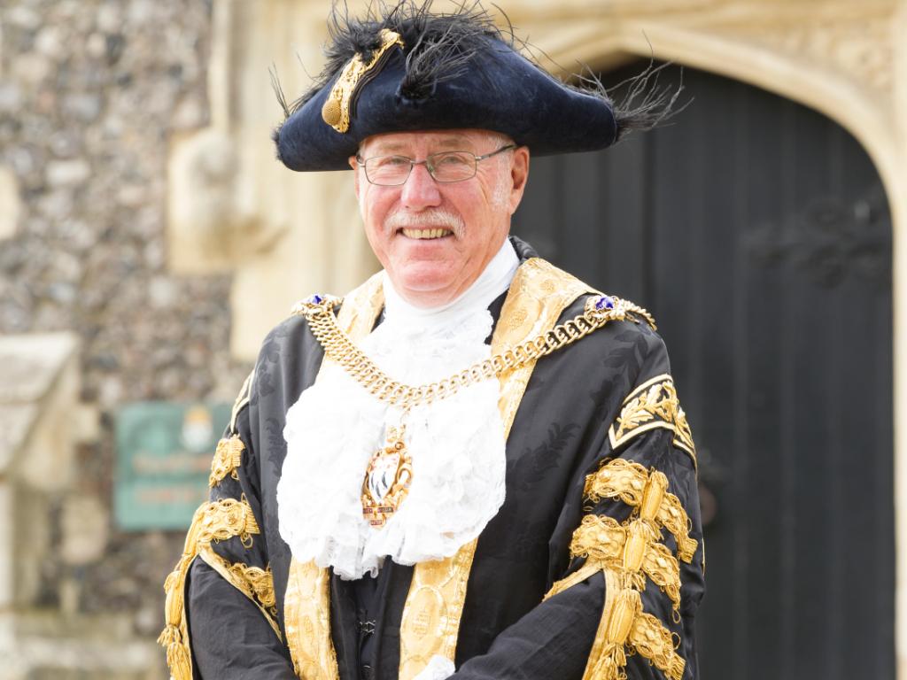 Lord Mayor of Canterbury