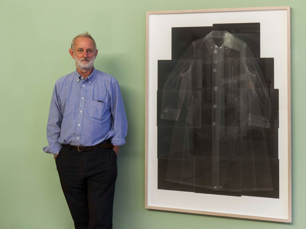 Paul Coldwell – Temporarily Accessioned: Freud's Coat and other works