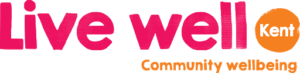 Live Well Kent Community Wellbeing logo