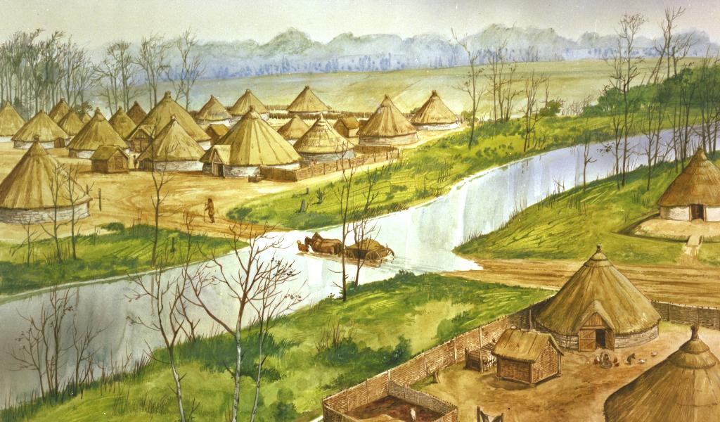 Iron Age Canterbury