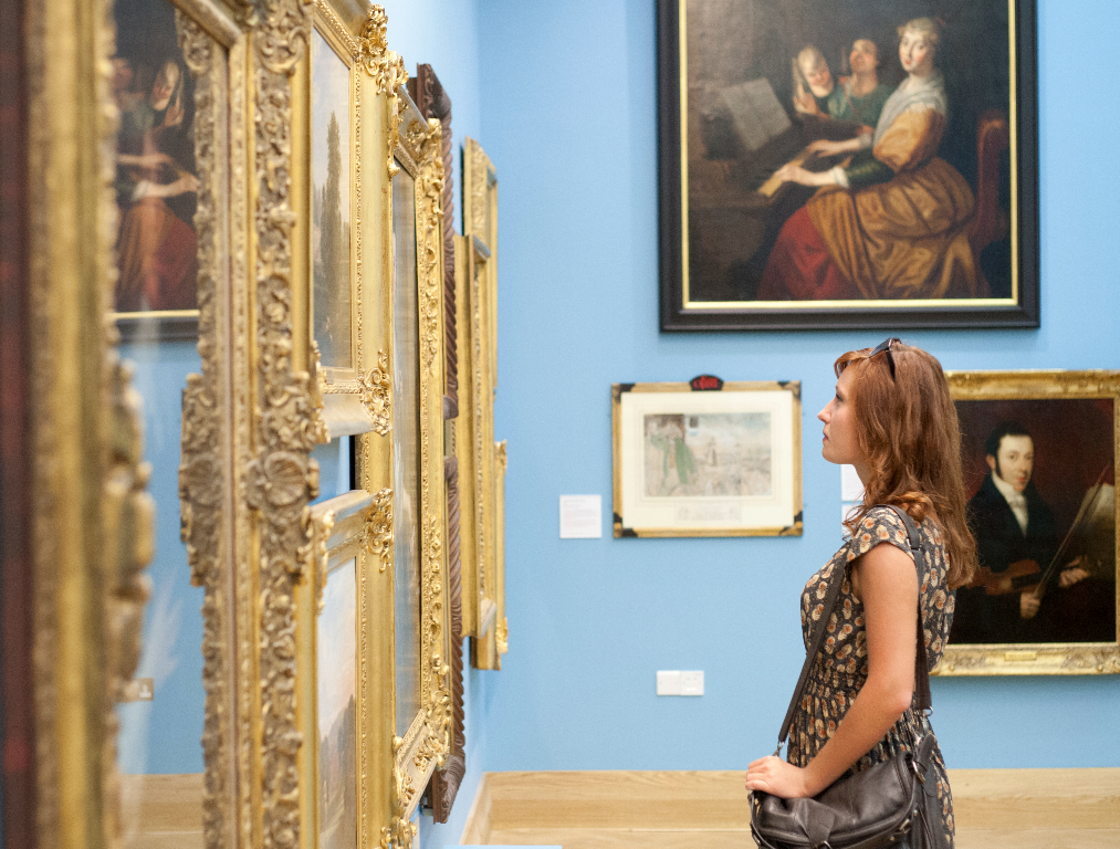 Canterbury Museums and Galleries begin exciting new partnership with the National Portrait Gallery