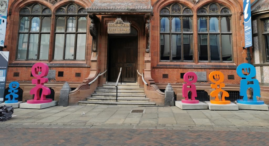 Truth behind mystery high street sculptures revealed
