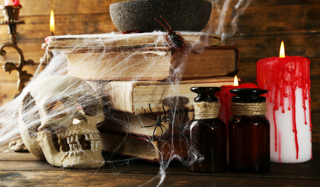 Fright at the Museum returns with a spidery-twist